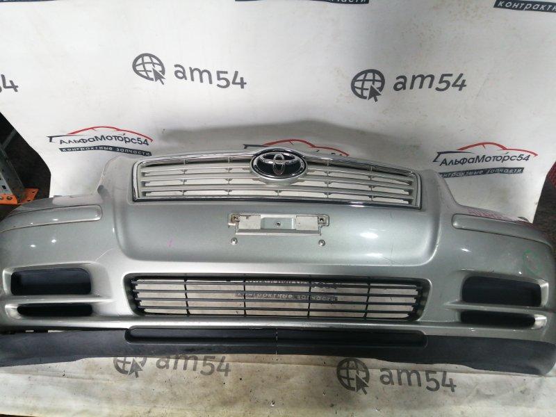 Бампер Toyota Avensis AZT250 1AZ-FSE 2003 передний