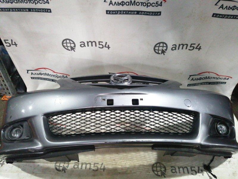 Бампер Mazda Atenza GYEW LF-DE 2005 передний