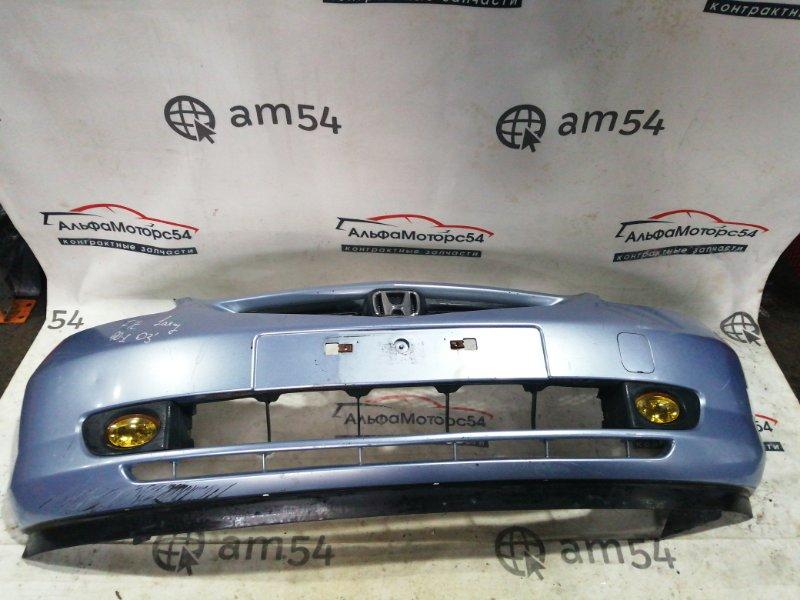 Бампер Honda Fit GD1 L13A 2000 передний
