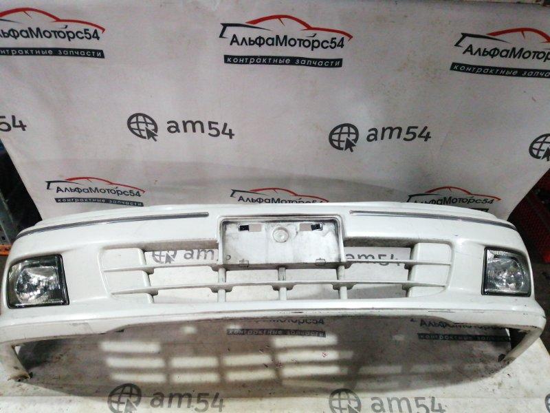 Бампер Nissan Presage U30 KA24DE 1998 передний
