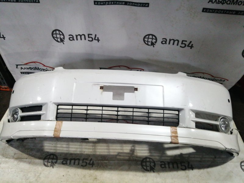 Бампер Toyota Ipsum ACM21 2AZ-FE 2001 передний