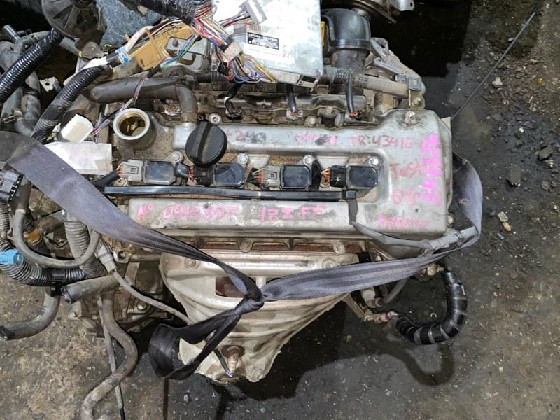 Двигатель Toyota Premio ZZT240 1ZZ-FE 2001