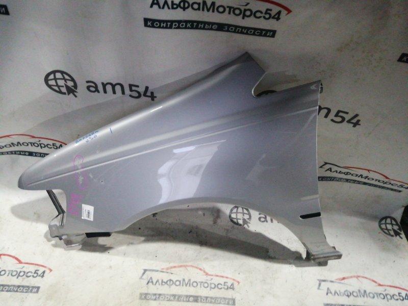 Крыло Nissan Bassara U30 KA24DE 2000 переднее левое