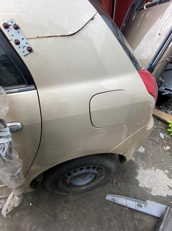 Крыло Toyota Allex NZE121 1NZ-FE 2001 заднее левое