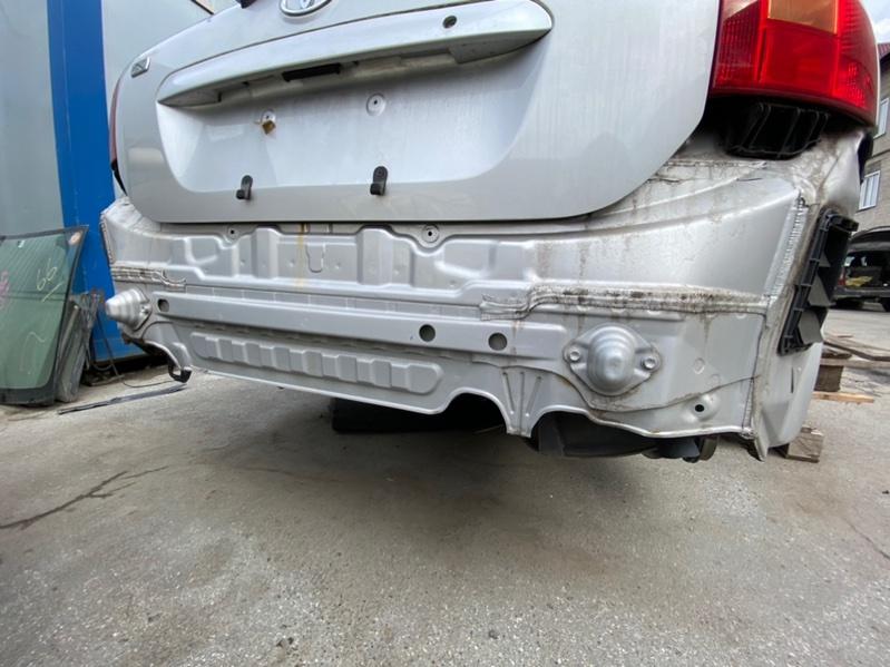 Панель кузова задняя Toyota Allex NZE121 1NZ-FE 2001