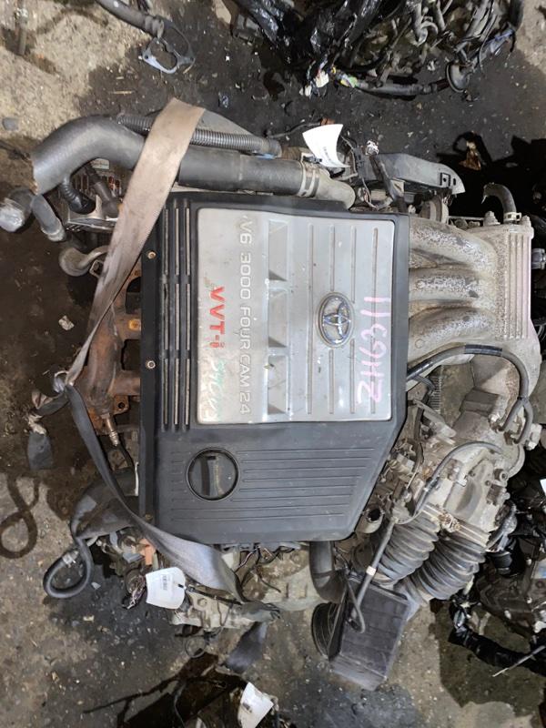 Двигатель Toyota Kluger MCU25 1MZ-FE 2004