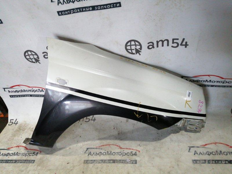 Крыло Nissan X-Trail T30 SR20VET 2003 переднее правое