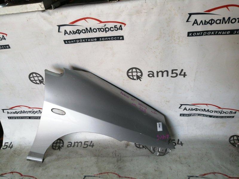 Крыло Suzuki Aerio RB21S M15A 2001 переднее правое