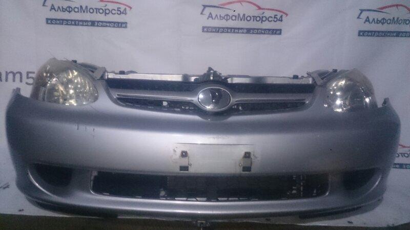 Nose-cut Toyota Platz NCP16 1NZ-FE 2006