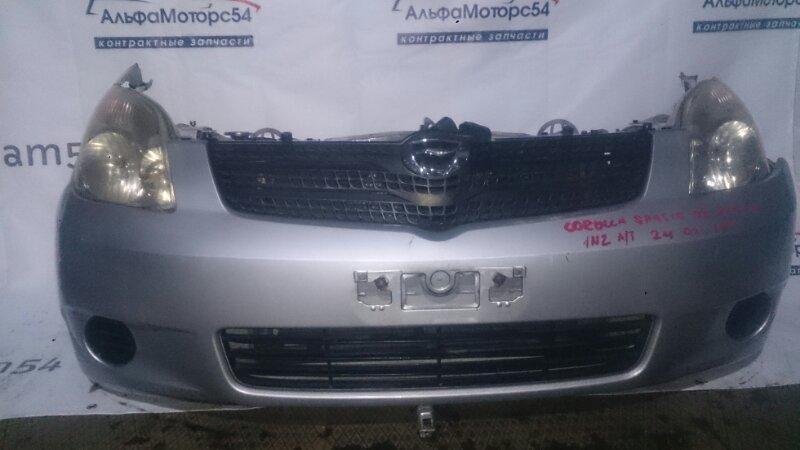 Nose-cut Toyota Corolla Spacio NZE121 1NZ-FE