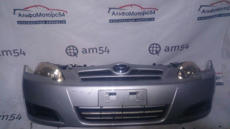 Nose-cut Toyota Corolla Runx/allex NZE124 1NZ-FE 2006