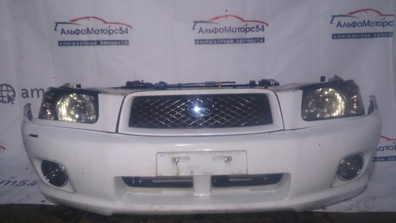 Nose-cut Subaru Forester SG5 EJ205 2003