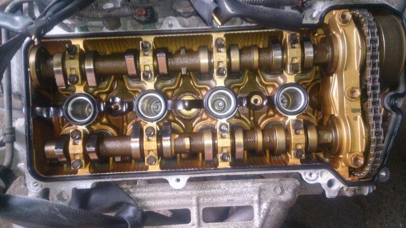 Двигатель Toyota Porte NNP19 2NZ-FE