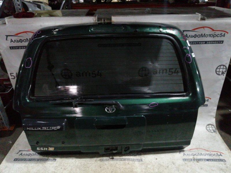 Дверь 5-я Toyota Hilux Surf VZN185 5VZ-FE