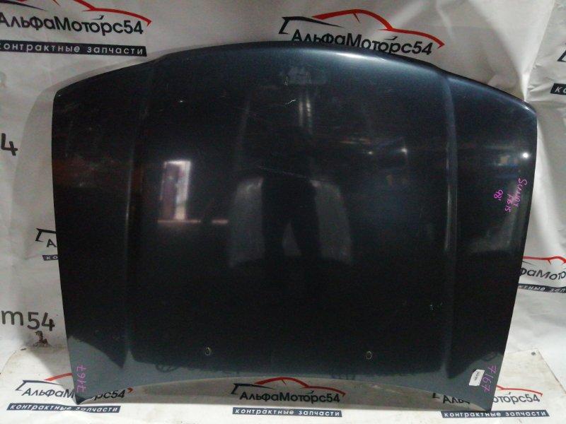 Капот Nissan Sunny B15 QG15DE 2000