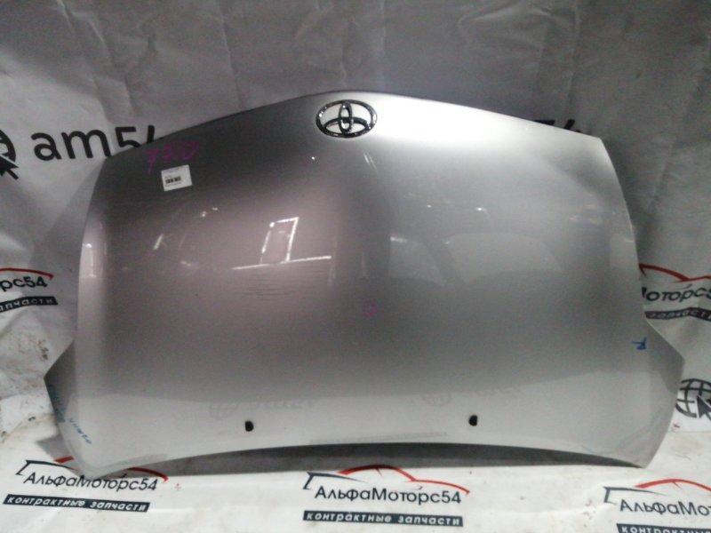 Капот Toyota Prius NHW20 1NZ-FXE 2005