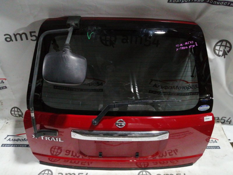 Дверь 5-я Nissan X-Trail T30 QR20DE 2003