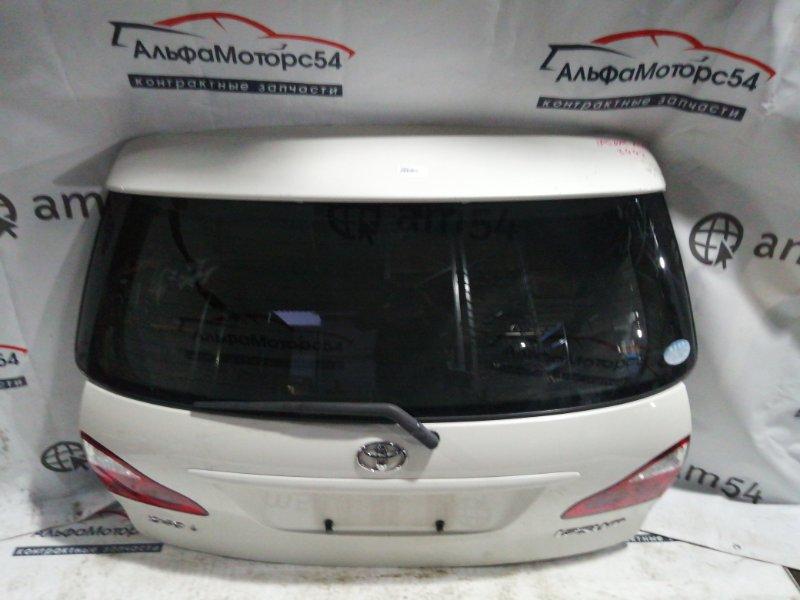 Дверь 5-я Toyota Ipsum ACM26 2AZ-FE 2003