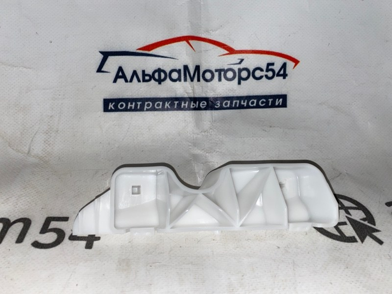 Кронштейн крепления бампера Nissan Qashqai J10 HR16DE 2010 передний правый