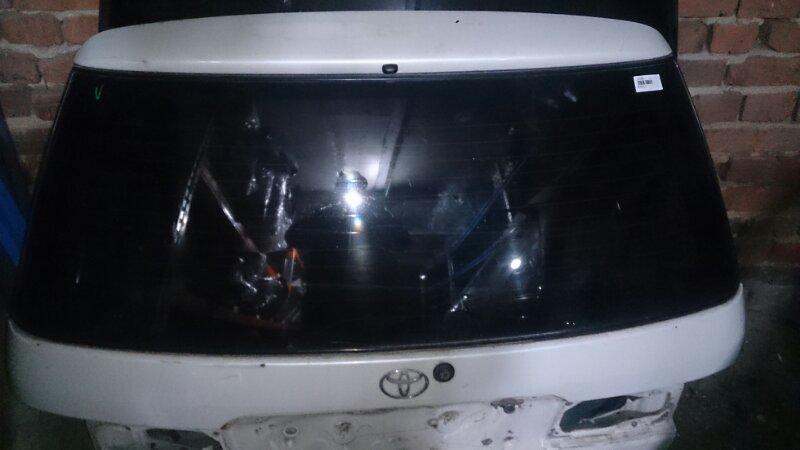 Стекло двери 5-й Toyota Ipsum SXM15 3S-FE 2000