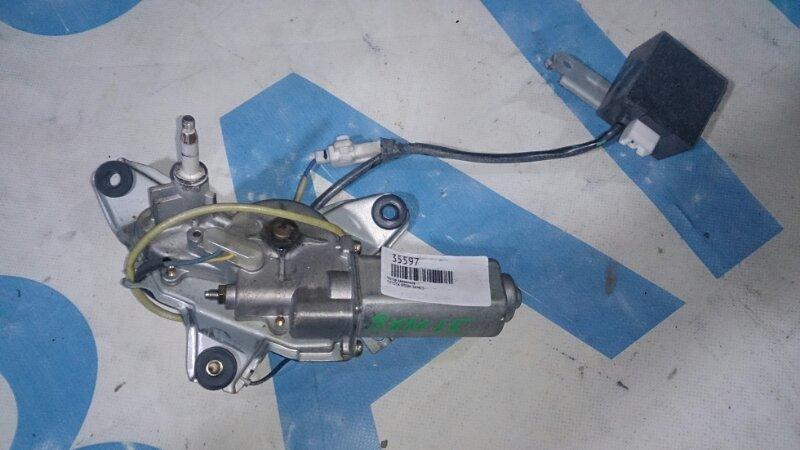 Мотор дворников Toyota Ipsum SXM15 3S-FE 2000 задний