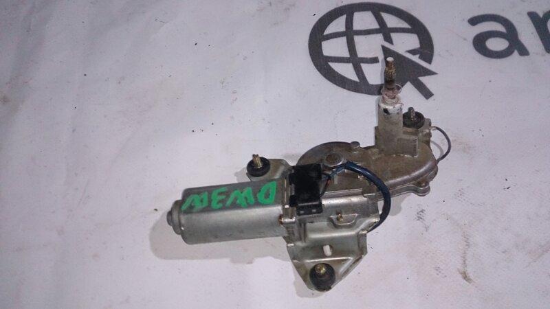 Мотор дворников Mazda Demio DW3W B3 2000 задний