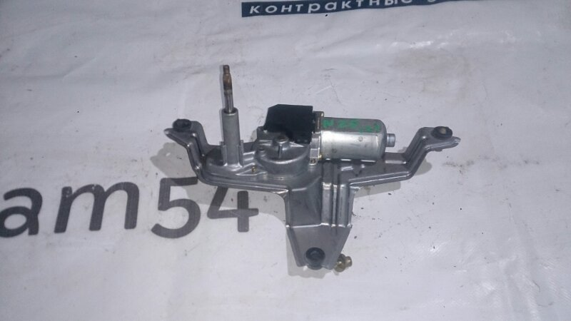 Мотор дворников Toyota Corolla Fielder NZE121 1NZ-FE 2003 задний