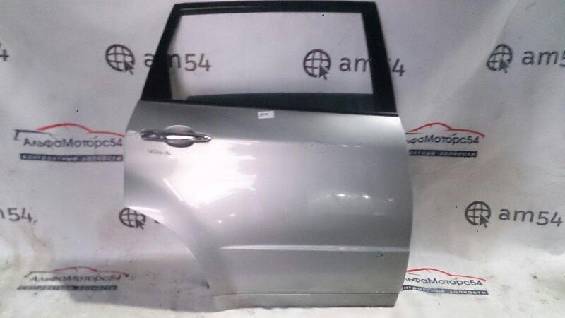 Дверь Subaru Tribeca WX8 EZ30 2007 задняя правая