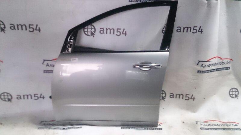 Дверь Subaru Tribeca WX8 EZ30 2007 передняя левая