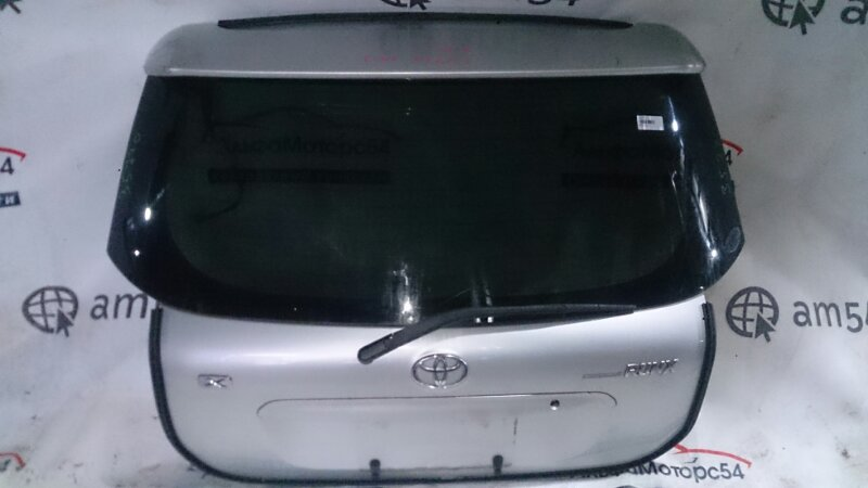 Дверь 5-я Toyota Corolla Runx NZE121 1NZ-FE 2001