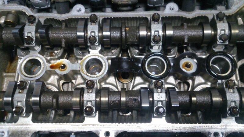 Двигатель Toyota Wish ZNE10 1ZZ-FE 2006