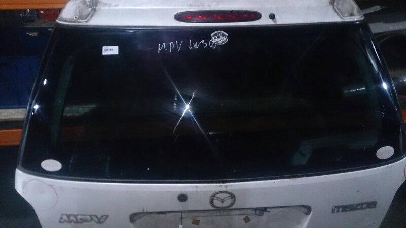 Стекло двери 5-й Mazda Mpv LW3W 2002