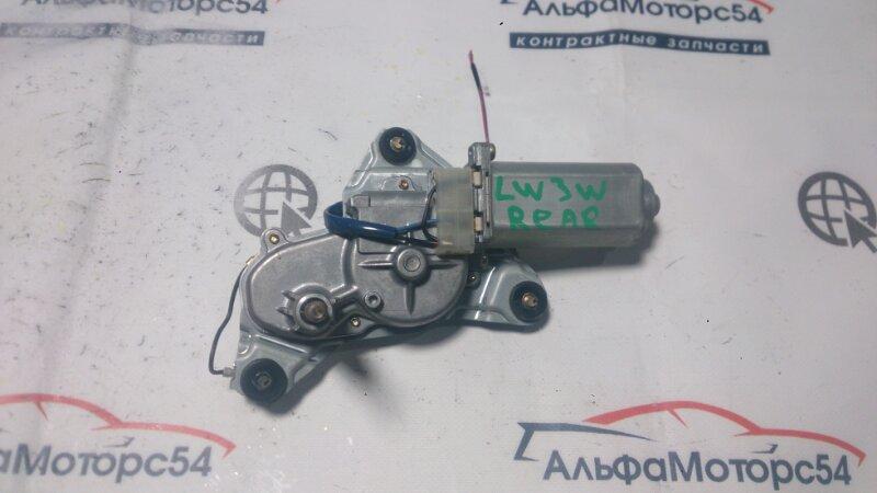 Мотор дворников Mazda Mpv LW3W L3DE 2002