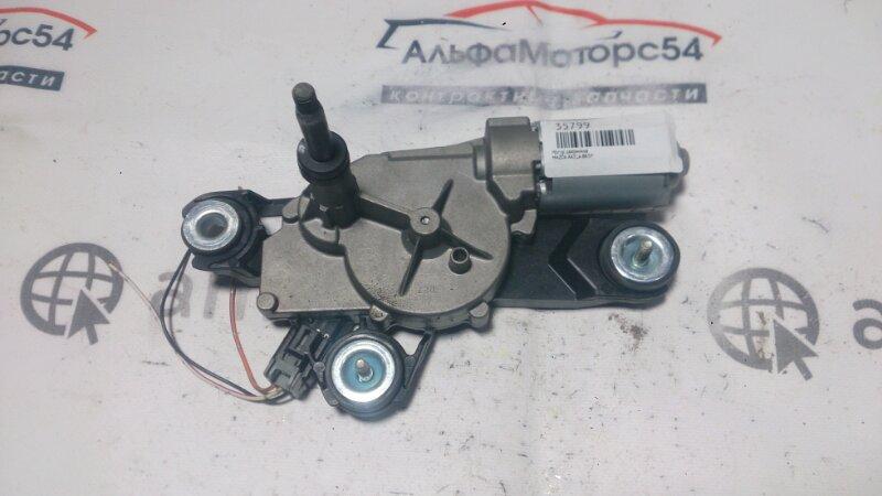 Мотор дворников Mazda Axela BK5P 2003 задний