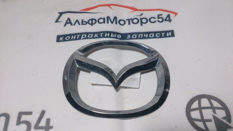 Эмблема Mazda Axela BK5P