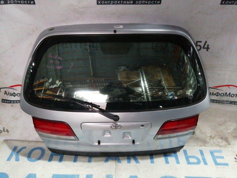 Дверь 5-я Toyota Caldina ET196 1996