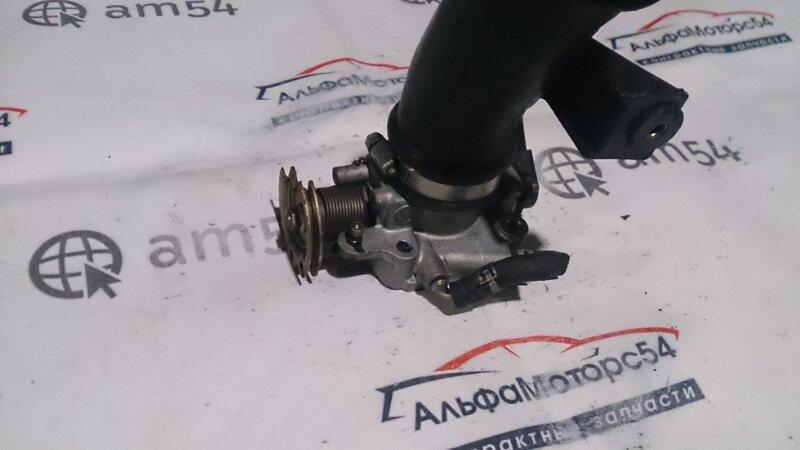 Дроссельная заслонка Mazda Demio B3