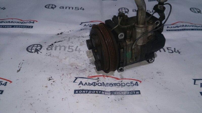 Компрессор кондиционера Mazda Demio B3