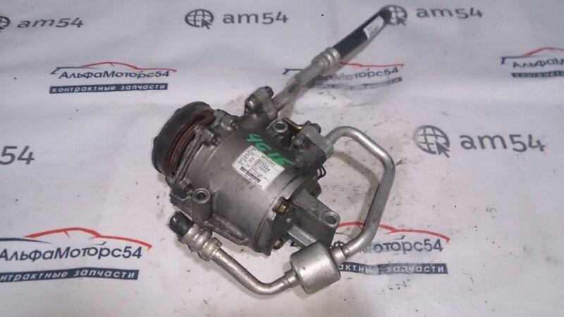Компрессор кондиционера Mitsubishi 4G15
