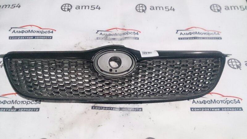 Решетка радиатора Toyota Corolla Runx NZE121