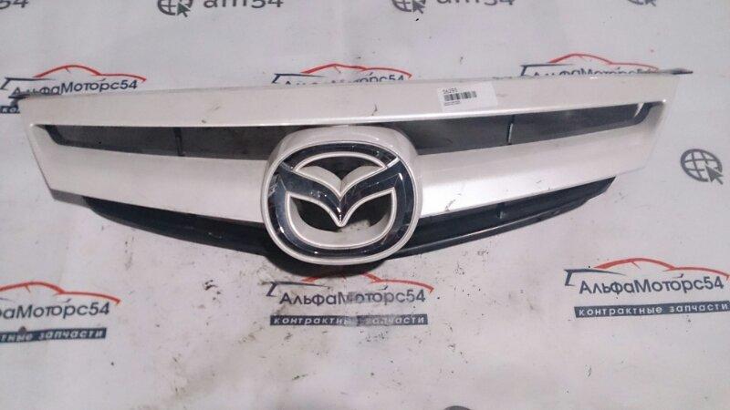 Решетка радиатора Mazda Atenza GGEP LF-VE 2007
