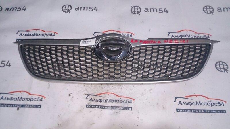 Решетка радиатора Toyota Corolla Fielder NZE121 1NZ-FE 2001