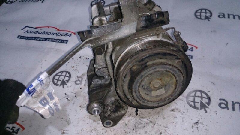 Компрессор кондиционера Subaru Tribeca WXF EZ36 2007