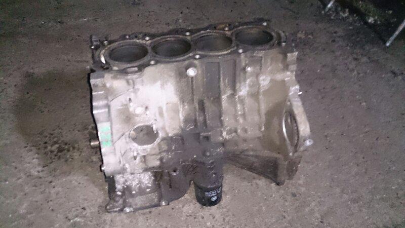 Блок двс Toyota Corolla ZZE121 3ZZ-FE 2001