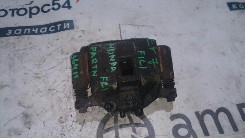 Суппорт Honda Partner EY7 D15B 2000 передний левый