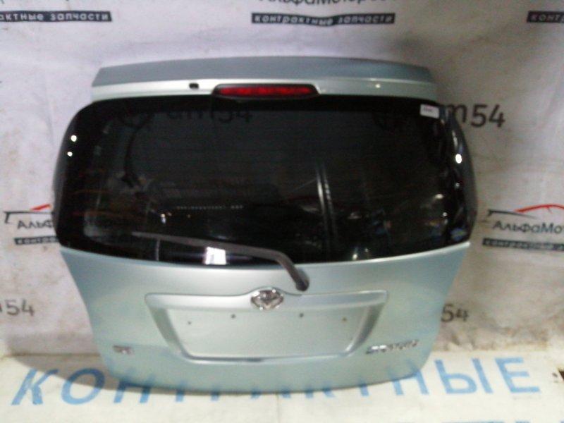Дверь 5-я Toyota Corolla Spacio NZE121 1NZ-FE 2004
