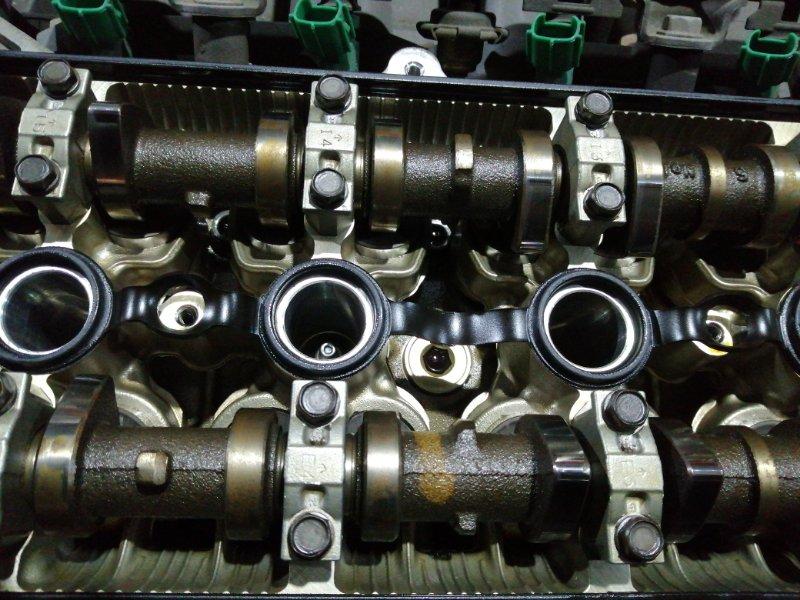 Двигатель Toyota Allex NZE121 1NZ-FE 2001