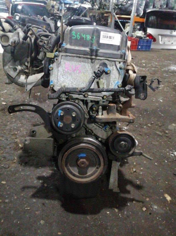 Двигатель Nissan Sunny FB15 QG15DE 2000