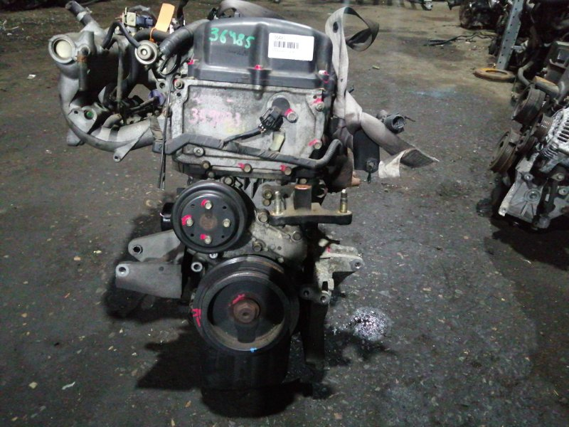 Двигатель Nissan Wingroad VFY11 QG15DE