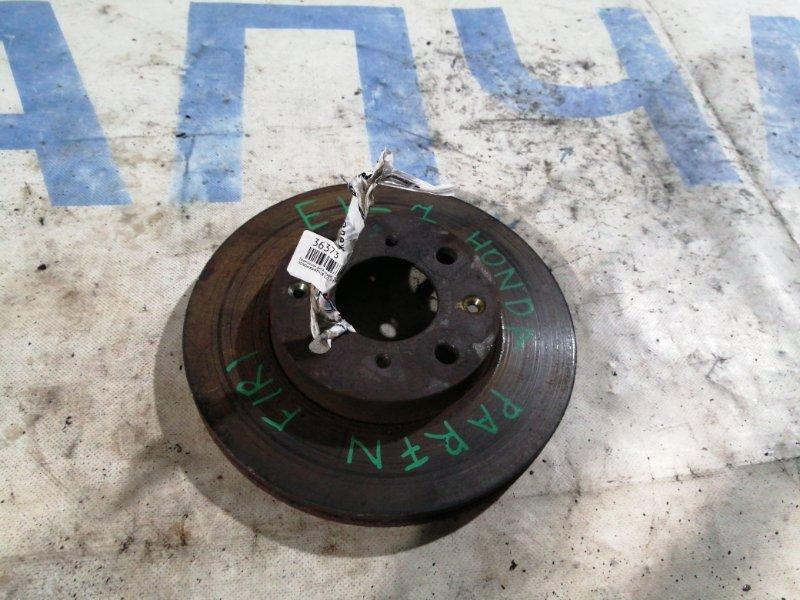 Тормозной диск Honda Partner EY7 D15B передний правый